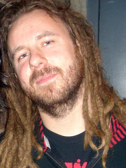 Anders Friden used to sing for Dark Tranquillity until he left and was replaced by Mikael Stanne.