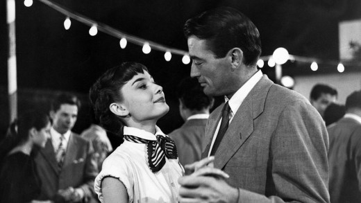 Roman Holiday (1953). Directed by William Wyler.