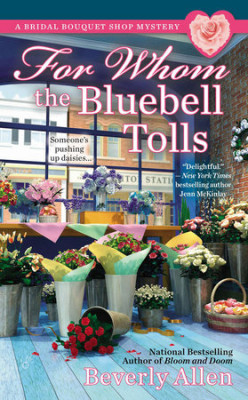 Book Review: For Whom the Bluebell Tolls by Beverly Allen