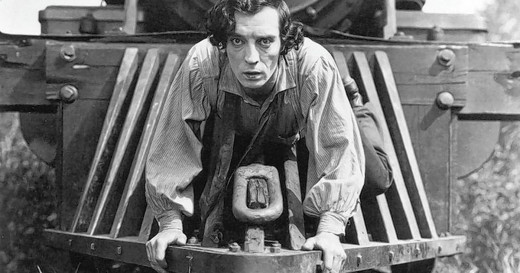 The General (1926). Directed by Buster Keaton and Clyde Bruckman