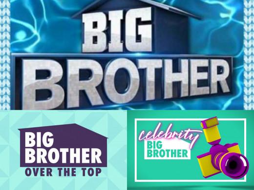 Big Brother logos