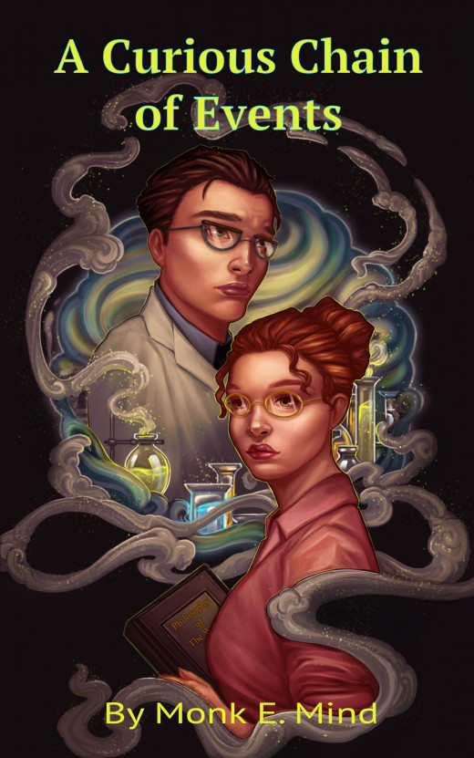 Cover Art by Erica Wiley:  Wile Illustrations