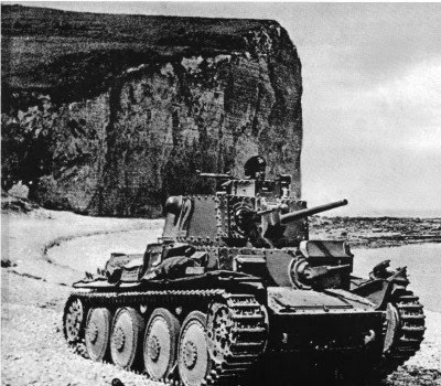 When German tanks reached the English channel and shortly thereafter enough infantry troops were brought up to protect the newly won land, the fate of France was sealed.