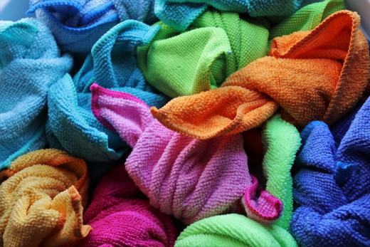 Not all towels are created equal.
