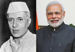 Modi Could Not Break Away From Nehru's Thought Process Regarding Dealings With China