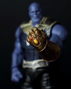 Thanos Is a Cliche, Here's Why He Works Anyway