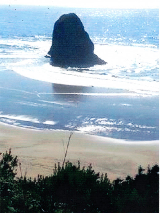 Cannon Beach has the potential to inspire Poets and Artists with its unusual and Beautiful view.
