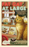 Book Review: Fat Cat At Large by Janet Cantrell