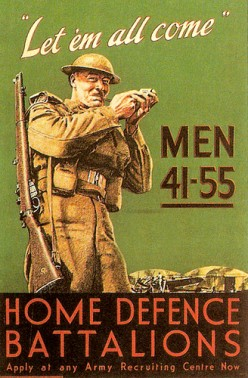 World War 2 The Home Front (The Home Guard) WW 2