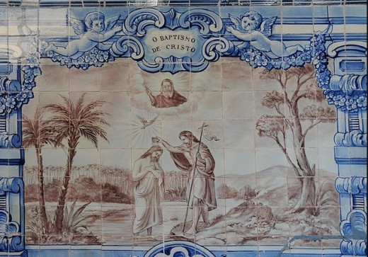 Portuguese Tile Art