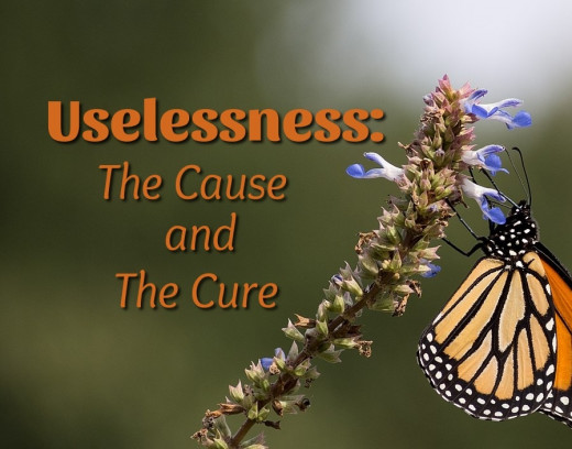 Uselessness: The Cause and The Cure