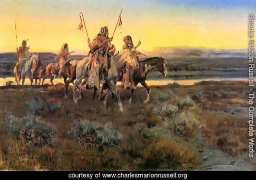 Piegan Indians