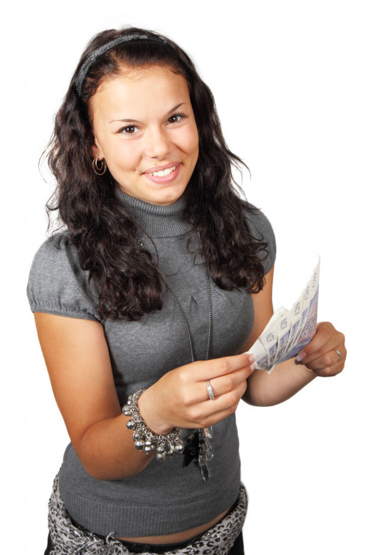 Dealing with money can be a pain, and you can watch that cash slip right through your fingers. At any rate, you don't want to make it even more stressful than it needs to be, so it might be judicious to dot your I's and cross your T's. Literally!