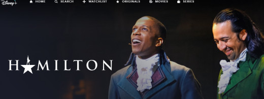 A screen shot from www.disneyplus.com