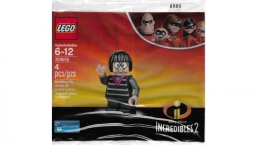 LEGO Edna Mode 30615 Promotional Polybag