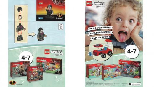 LEGO Edna Mode Minifigure PolybagLEGO Edna Mode Minifigure 30615 Polybag Instructions