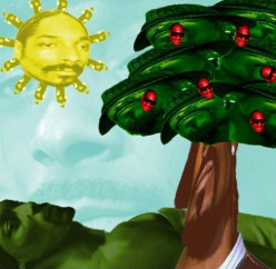 This Picture of Snoop Dogg Explains Existence