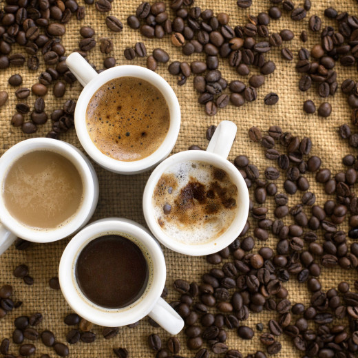 Coffee, which is one of the most popular beverages in the world, comes in many varieties.