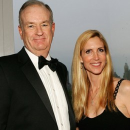 Two peas in a pod: Bill O'Reilly and Ann Coulter