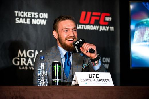UFC 189 World Tour Aldo vs. McGregor