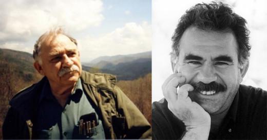 Murray Bookchin and Abdullah Öcalan