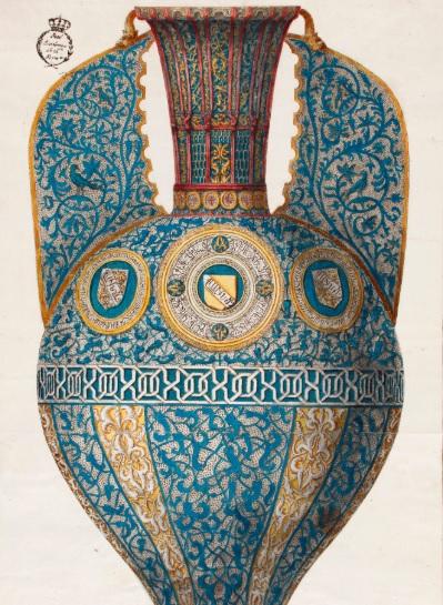 Alhambra Palace Vase - Zellige Craft