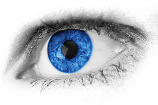 Eye of I