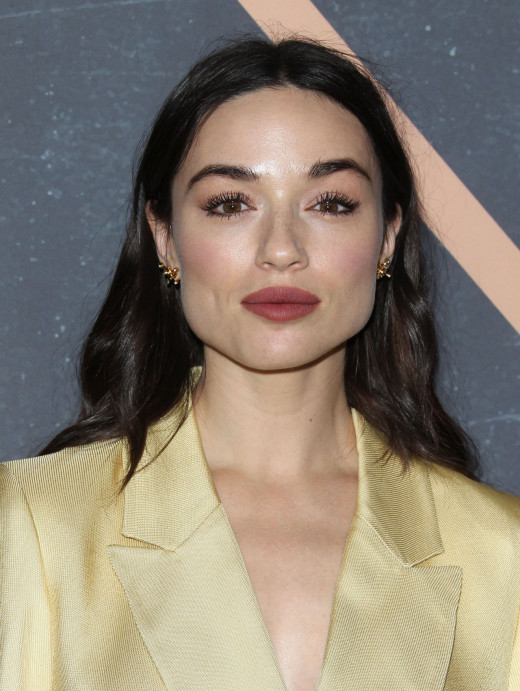 Crystal Reed from Gotham and Swamp Thing
