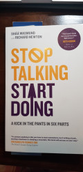 My Review on 'Stop Talking Start Doing' Book by Shaa Wasmund With Richard Newton