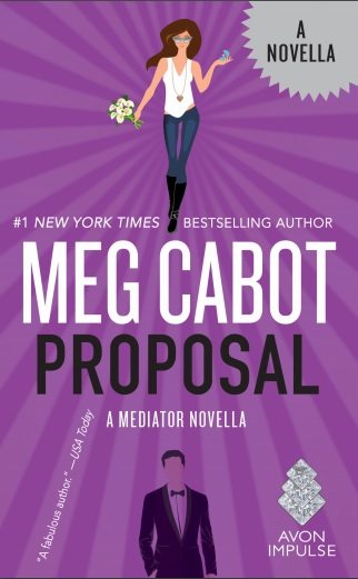 Proposal is what Suze gets from Jesse in this e-book installment
