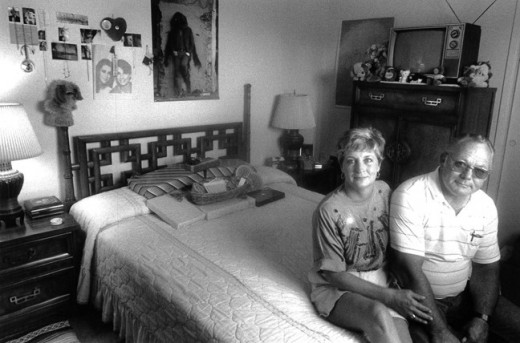 John and Patty Doel, kept a room for Tara where birthday and Christmas presents sat unopened.