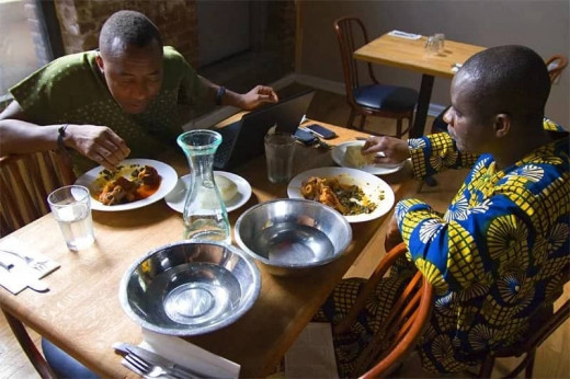 Restaurant, Nigeria