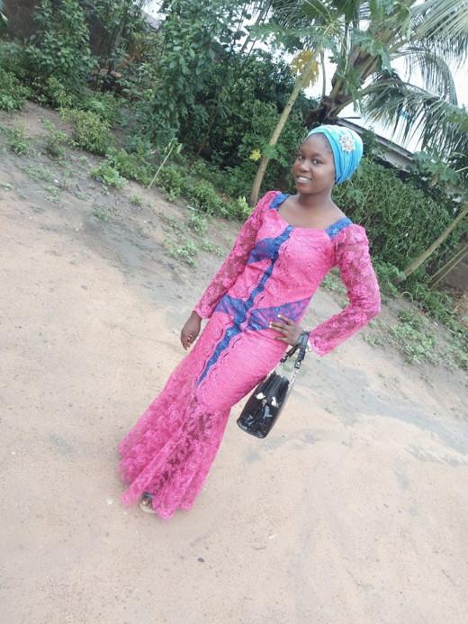Miss Deborah Ibiwoye