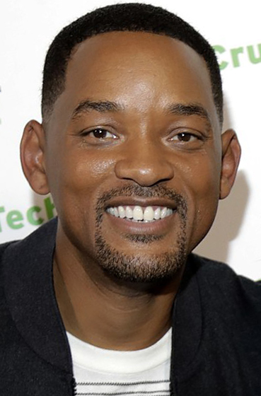 Will Smith, who was dragged into this mess via announcement from his wife's ex side boyfriend.