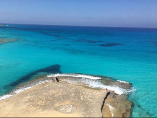 Wonder Beach, Marsa Matrouh