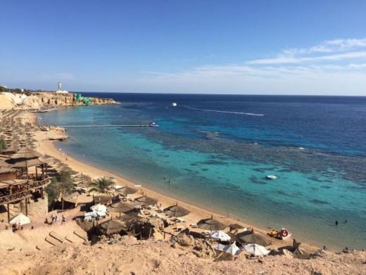 Ras Umm Sid, Sharm El-Sheikh