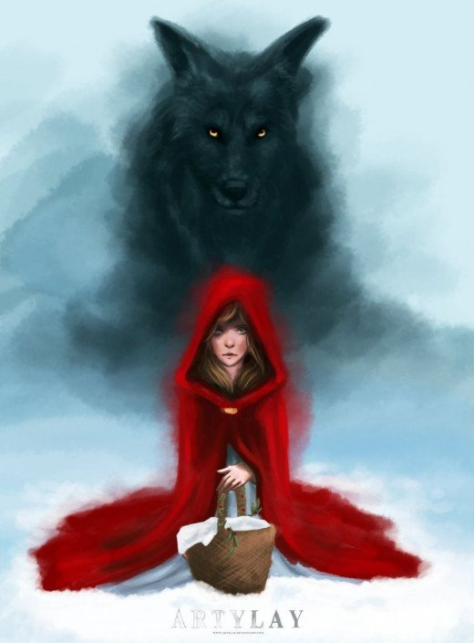 We do not live in a fairy tale world and the threat of wolves are very real.