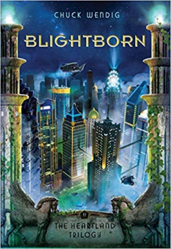 Blightborn: A Fascinating Continuation of the Heartland Trilogy