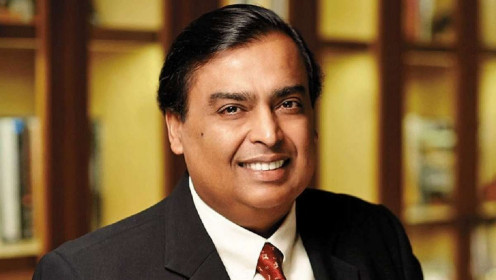 Mr. Mukesh Ambani - Among The Top 10 Richest Person In The World