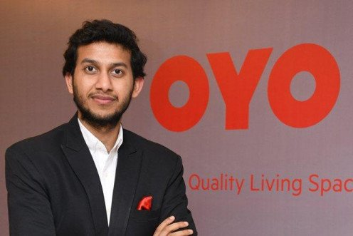 Mr. Ritesh Agarwal - Who Became A Billionaire At The Age Of 26