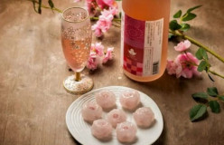 Sakura Mochi, Happiness to the Spring Perfume