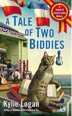 Book Review: A Tale of Two Biddies by Kylie Logan