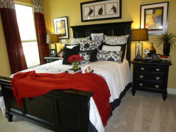 Bedroom Decorating – Creating a Refuge and a Sanctuary Using Decoration in the Bedroom!