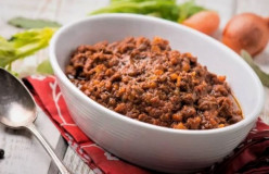 The Roe Meat Sauce a Delicate and Tasty Meat