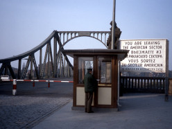 Blast From the Past: Famous Exchange of Spies at Glienicker Bridge During the Cold War