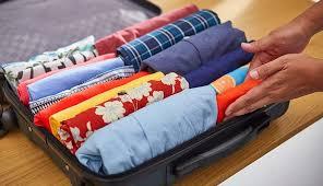 KonMari method of packing