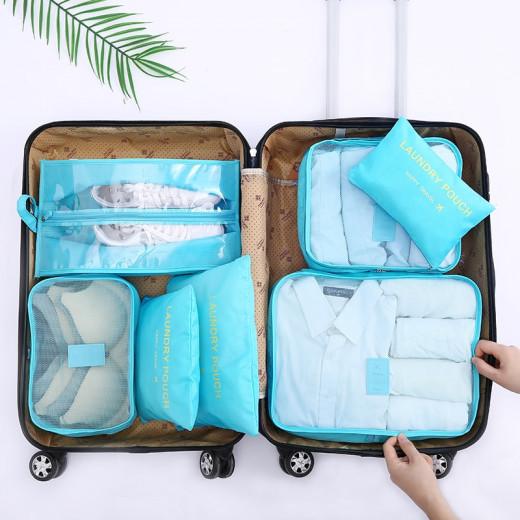 Packing Cubes help segregate your belongings