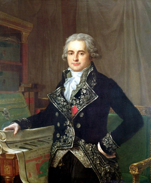 The French inventor and statesman Jean Antoine Chaptal