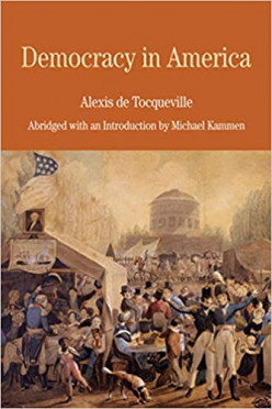 American Women & Social Equality in de Tocqueville's Eyes
