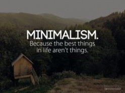 Minimalism – Declutter Life and Live With Happiness and Contentment!